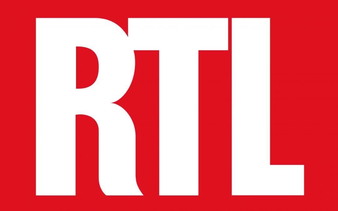 logo rtl pour article podcast emission rodol'f le rouleau