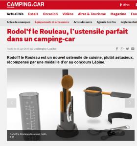 revue presse rodolflerouleau article camping car magazine