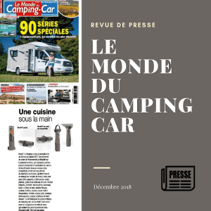 article camping car magazine decembre 2018 rodolf