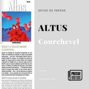 Article Altus Magazine Rodolf