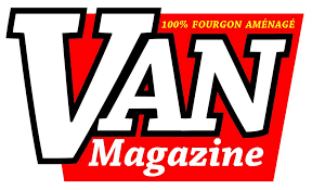 logo van magazine pour article rodol'f