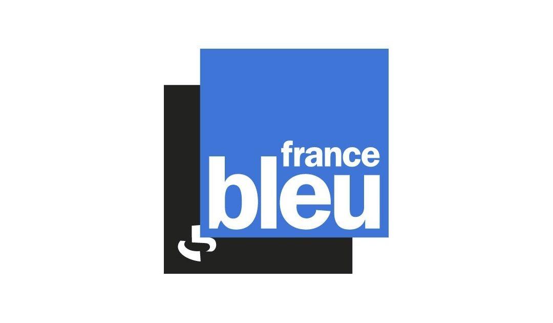 logo france bleu pour podcast rodolf le rouleau