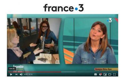 Notre rouleau aux 15 fonctions est sur France 3