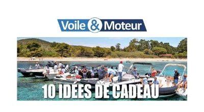Rodol'f parmi les 10 idées cadeaux pour les fans de bateau à moteur