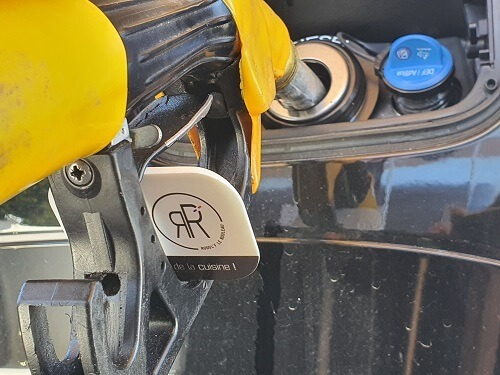 cale pour pompe à essence