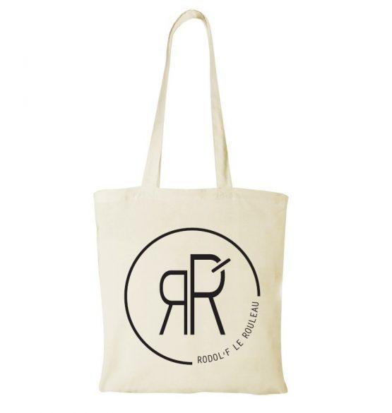 tote bag signé rodol'f le rouleau de cuisine multifonction