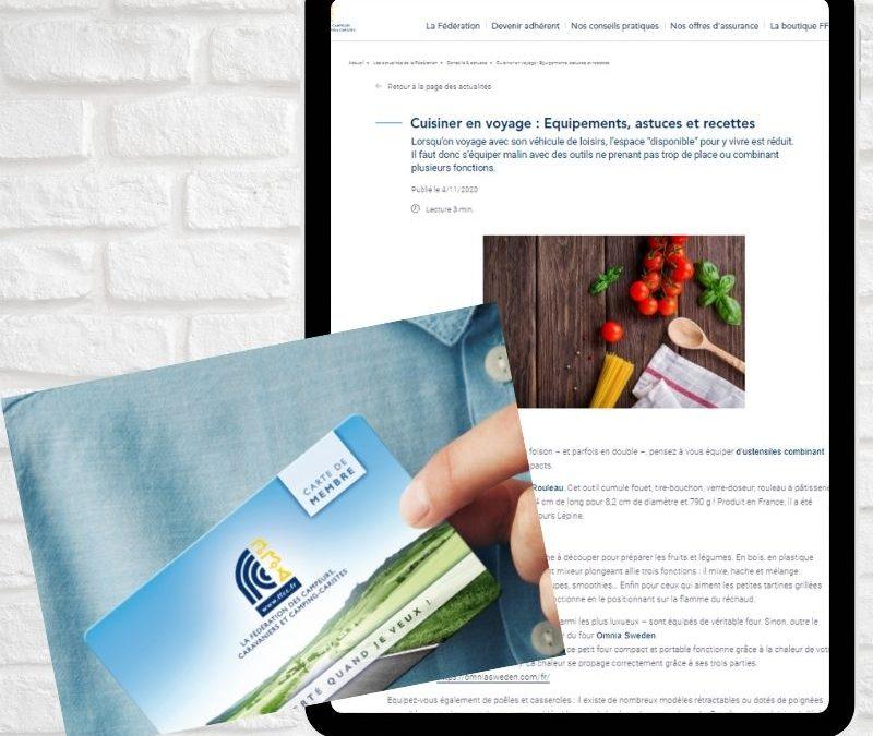 Cuisiner en voyage : équipements, astuces et recettes