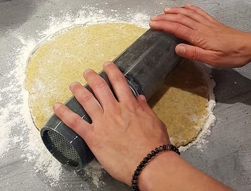 recette simple sablé rodol'f